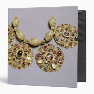 Medallions from 'Barmy Collar' 3 Ring Binders