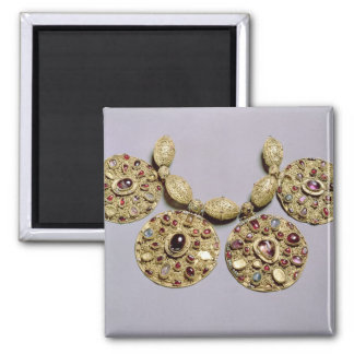 Medallions from 'Barmy Collar' Magnet