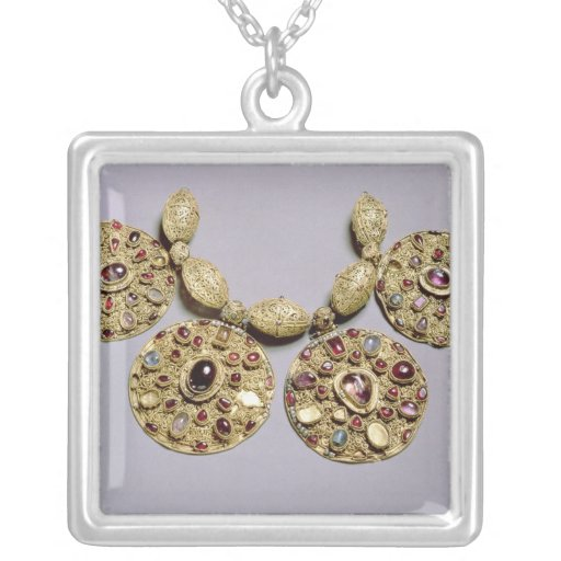 Medallions from 'Barmy Collar' Personalized Necklace