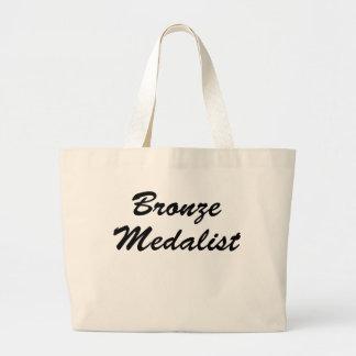 Medallista de bronce bolsas