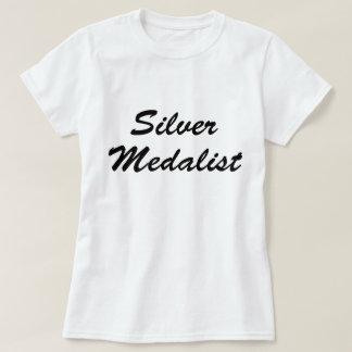 Medallista de plata playera