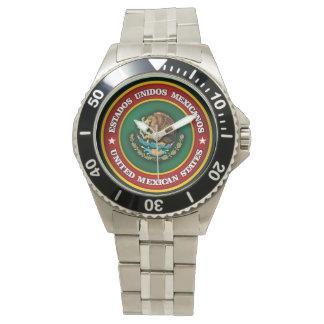 Medallón de México Reloj De Mano