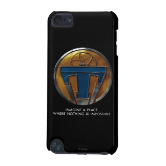 Medallón de Tomorrowland Funda Para iPod Touch 5G