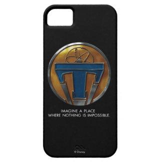 Medallón de Tomorrowland iPhone 5 Case-Mate Carcasas
