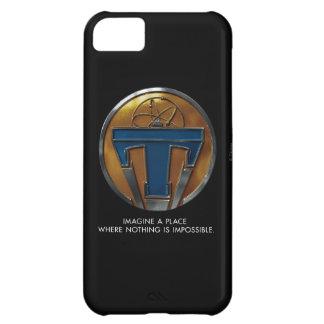 Medallón de Tomorrowland Funda Para iPhone 5C
