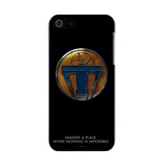 Medallón de Tomorrowland Carcasa De Iphone 5 Incipio Feather Shine