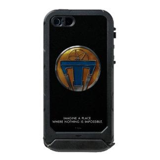 Medallón de Tomorrowland Funda Para iPhone 5 Incipio ATLAS ID