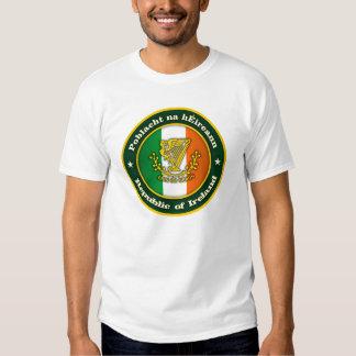 Medallón irlandés 2 remera