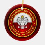 Medallón polaco ornato