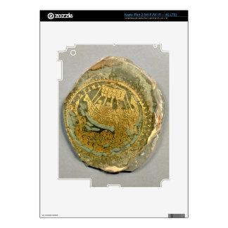 Medallón que representa Jonah y la ballena, romana iPad 3 Skins