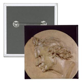 Medallón que representa José y a Etienne Pin Cuadrado