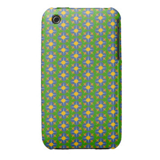Medallones florales adaptables iPhone 3 Case-Mate fundas