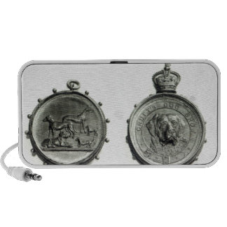 Medals from Cruft's Dog Show, c.1910 Mini Speakers