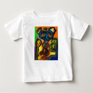 Medatative Enlightenment Baby T-Shirt