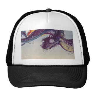Medea and the Snakes Trucker Hat