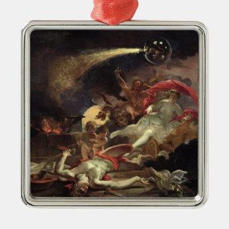 Medea Rejuvenating Eson Metal Ornament