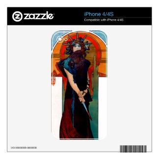 Medea iPhone 4 Decals