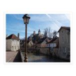 Medeaval Chatillon-sur-Siene Burgundy. Postcards