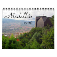 medellín 2016 calendar