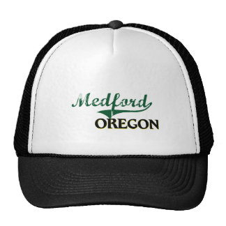 Medford Oregon Classic Design Trucker Hats