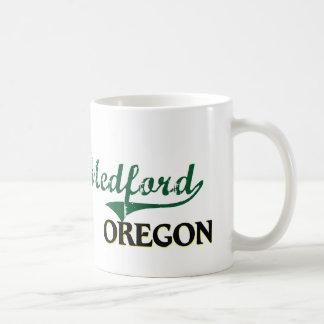 Medford Oregon Classic Design Coffee Mug