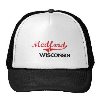 Medford Wisconsin City Classic Trucker Hat