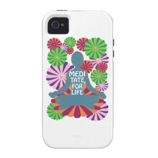 Medi Tate For Life iPhone 4/4S Covers