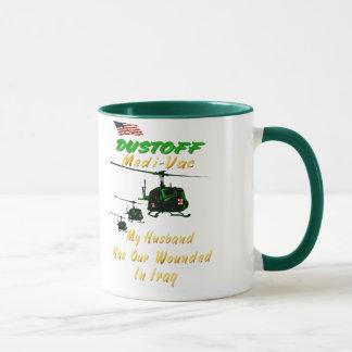 Medi-Vac-HUSBAND Mug