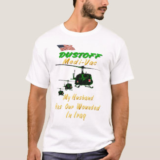 Medi-Vac-HUSBAND T-Shirt