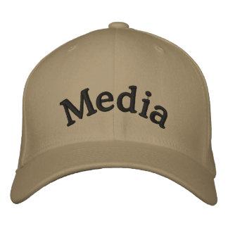 Media Baseball Cap