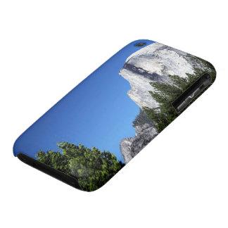 Media bóveda de Yosemite Case-Mate iPhone 3 Coberturas