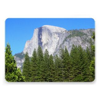 Media bóveda de Yosemite