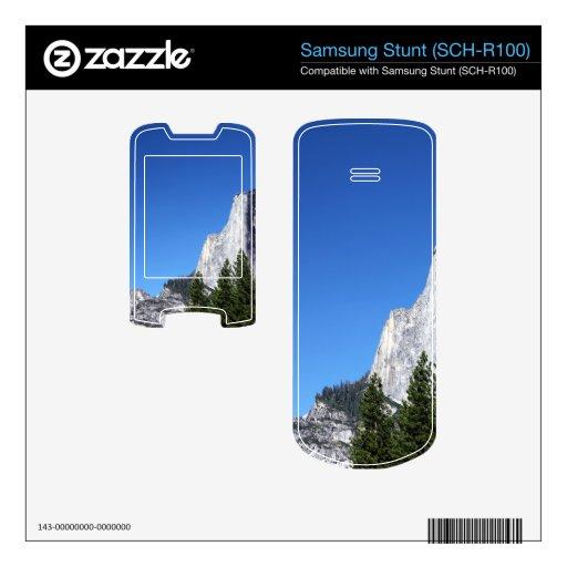 Media bóveda de Yosemite Samsung Stunt Calcomanías