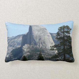 Media bóveda del rastro I del panorama en Yosemite Cojines