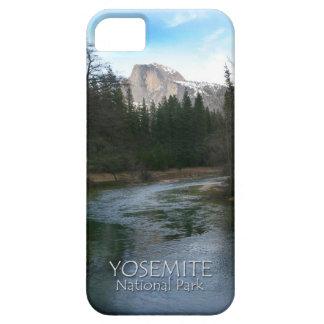 Media bóveda en el parque nacional de Yosemite, iPhone 5 Carcasas