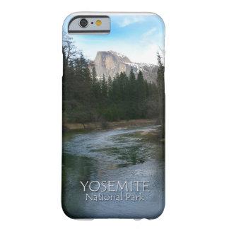 Media bóveda en el parque nacional de Yosemite, Funda Para iPhone 6 Barely There