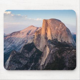 Media bóveda en la puesta del sol, Yosemite NP, Alfombrillas De Raton