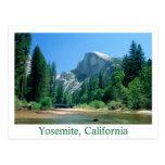 Media copia de la bóveda 20x30, Yosemite, Postal