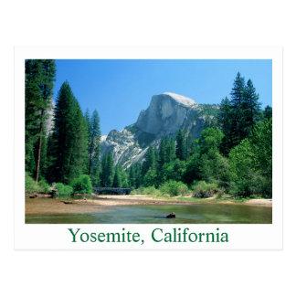 Media copia de la bóveda 20x30, Yosemite, Tarjetas Postales