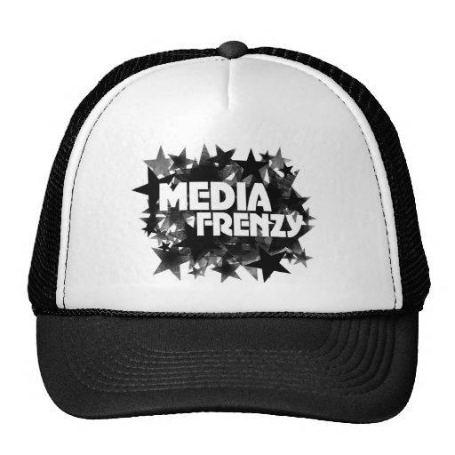 Media Frenzy Hat