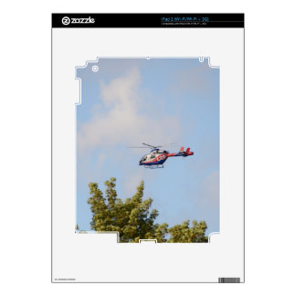 Media Helicopter iPad 2 Skins