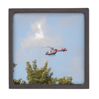 Media Helicopter Jewelry Box