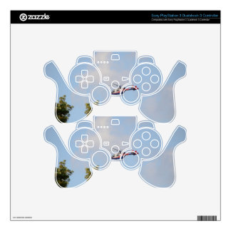 Media Helicopter PS3 Controller Skins