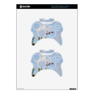 Media Helicopter Xbox 360 Controller Decal