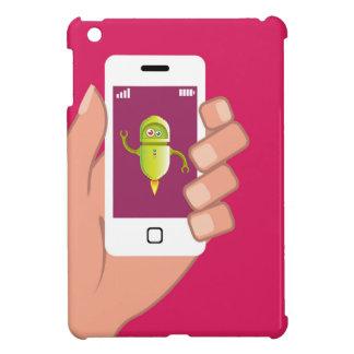 Media Helper Robot Phone App Case For The iPad Mini