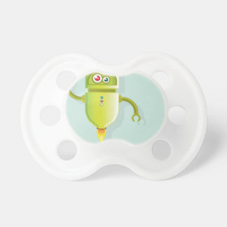 Media Helper vector Pacifier