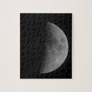 Media luna puzzle