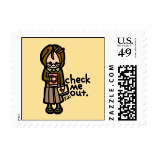 media mail. stamps
