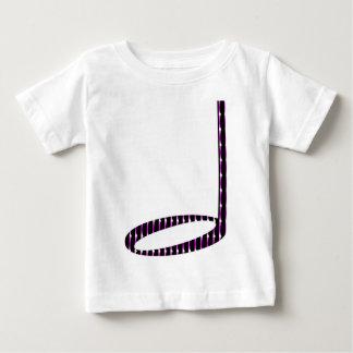 Media nota del 1/2 t shirt