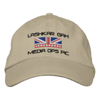 Media Ops PIC Embroidered Hats